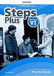 Steps Plus dla klasy 6 Materiały ćwiczeniowe z kodem dostępu do Online Practice