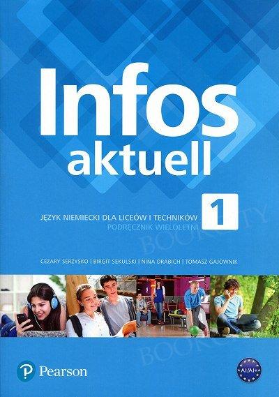 Infos aktuell 1 podręcznik