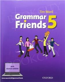 Grammar Friends 5 Student's Book Pack with Student Website