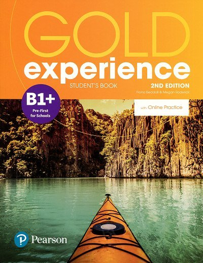 Gold Experience B1+ Student's Book with Online Practice