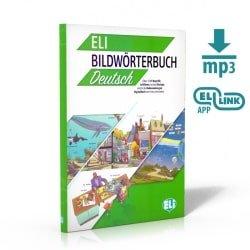 ELI Bildwörterbuch Deutsch Książka+audio online