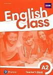 English Class A2 książka nauczyciela