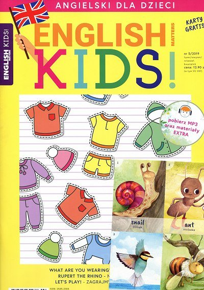 English Matters Kids (nr5)