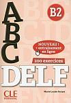 ABC DELF Niveau B2 Podręcznik + klucz + CD mp3