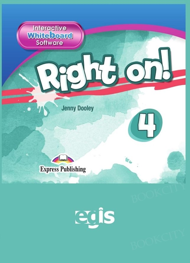 Right on! 4 Interactive Whiteboard Software