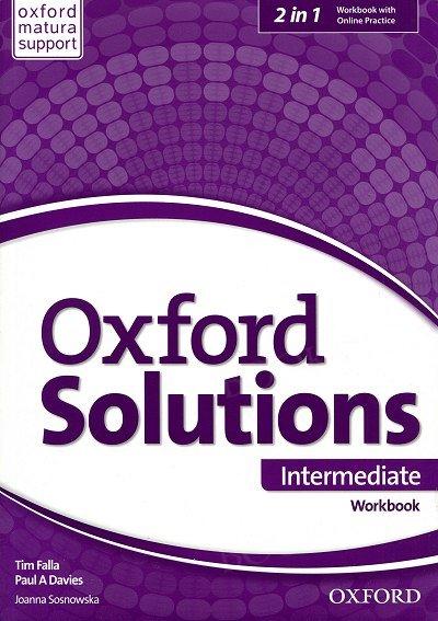 Oxford Solutions Intermediate ćwiczenia