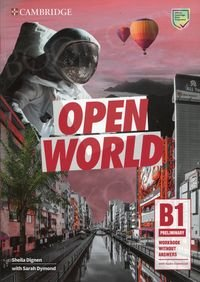 Open World B1 Preliminary Workbook without Answers with Audio Download