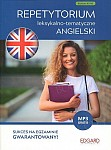 Angielski. Repetytorium leksykalno-tematyczne A2-B1 (2. wydanie) Książka + MP3 Online