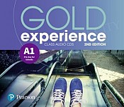 Gold Experience A1 Class Audio CD