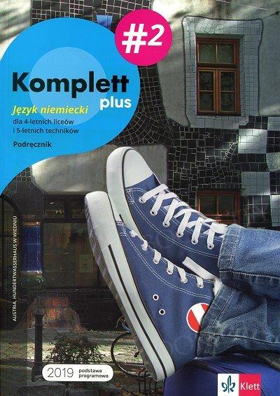 Komplett plus 2 (Reforma 2019) Podręcznik + CD