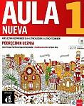 Aula Nueva 1 (szkoły ponadpodstawowe) Podręcznik + CD