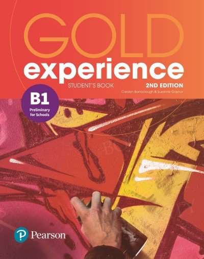 Gold Experience B1 Student's Book