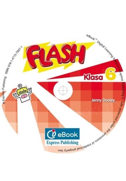 Flash Klasa 6 Interactive eBook (Podręcznik cyfrowy)