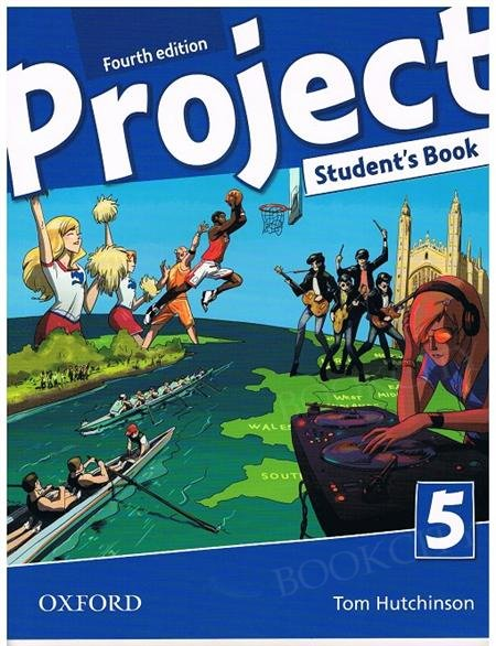 Project 5 (4th Edition) Student's Book