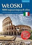 Włoski 1000 najważniejszych słów Książka + mp3 online