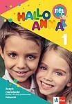 Hallo Anna neu 1 (wersja niemiecka) Podręcznik dla szkół językowych + CD