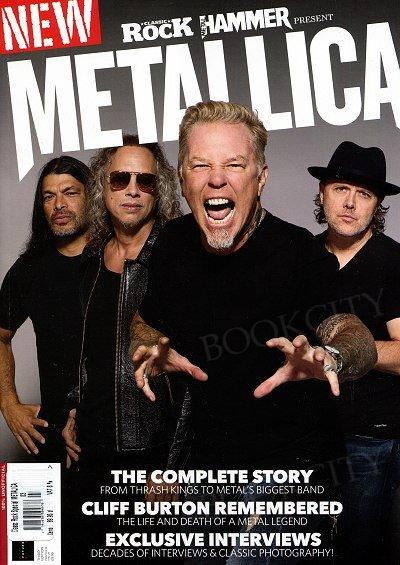 Metallica: Classic Rock & Metal Hammer Special Edition