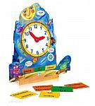Kalenderuhr - nauka czasu zegarowego i daty - język niemiecki