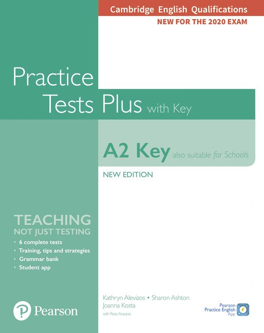 Practice Tests Plus A2 Key Student's Book with key