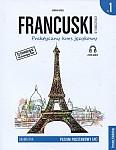 Francuski w tłumaczeniach. Gramatyka 1 Książka + mp3 online