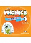 My Phonics 1 The Alphabet Class Audio CDs