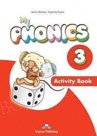 My Phonics 3 Long Vowels ćwiczenia