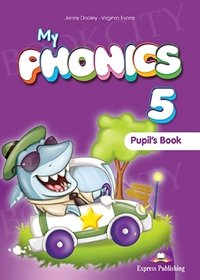 My Phonics 5 Letter Combinations Pupil's Book + Digi Material