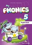 My Phonics 5 Letter Combinations Pupil's Book + Digi Material