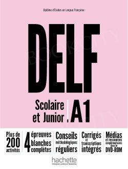 DELF Scolaire & Junior A1 podręcznik