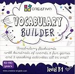 Vocabulary builder Level B1 Karty językowe