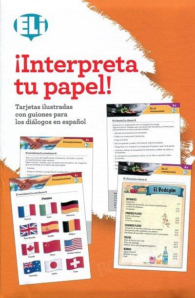 Interpreta tu papel! Gra językowa Hiszpański