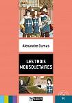 Les Trois Mousquetaires Książka+CD