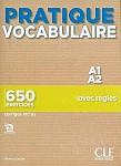 Pratique vocabulaire Niveau A1-A2 podręcznik