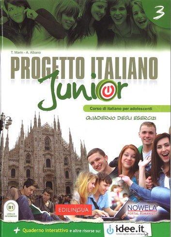 Progetto italiano junior 3 ćwiczenia