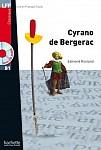 Cyrano de Bergerac Książka + CD mp3