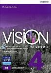 Vision 4 Ćwiczenia + Online Practice + aplikacja