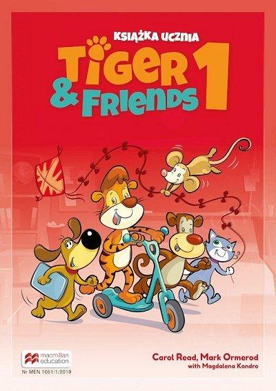Tiger & Friends 1 Książka ucznia