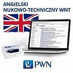 Wielki słownik angielsko-polski polsko-angielski naukowo-techniczny WNT Pendrive