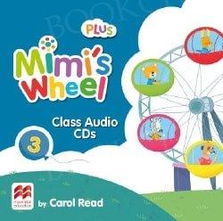 Mimi's Wheel 3 Audio CD (wer. PLUS)