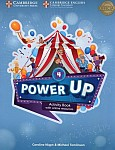 Power Up 4 Activity Book with Online Resources and Home Booklet