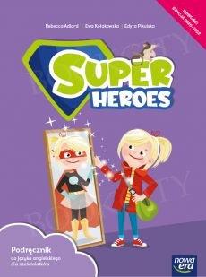 Super Heroes kl.0 Podręcznik