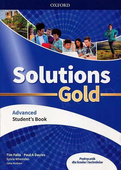 Solutions Gold Advanced podręcznik