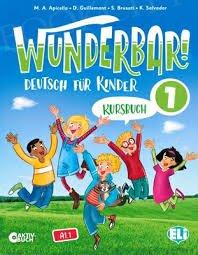 Wunderbar! 1 Książka ucznia + e-podręcznik