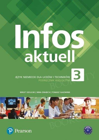 Infos aktuell 3 Podręcznik + kod (Interaktywny podręcznik)