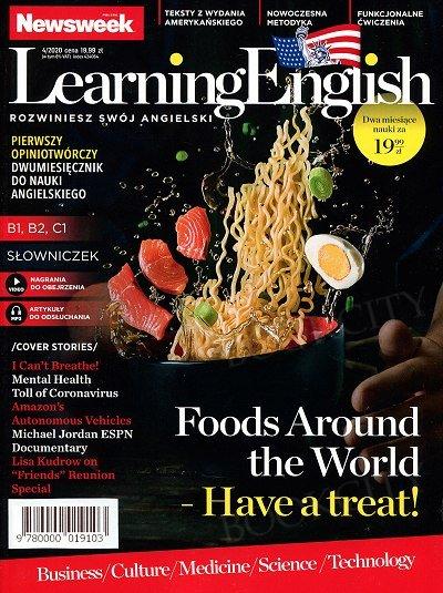Newsweek Learning English nr 4/20