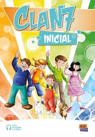 CLAN 7 Inicial podręcznik