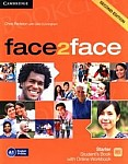 face2face 2nd Edition Starter Student's Book with Online Workbook