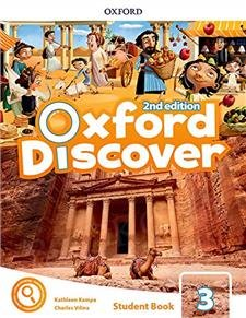 Oxford Discover 3 2nd edition Student Book