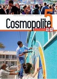 Cosmopolite 5 Podręcznik + DVD-Rom + Parcours digital