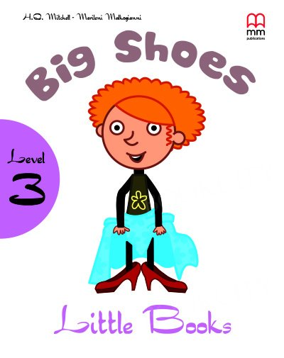 Big shoes Book with CD